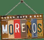 Morenos Logo