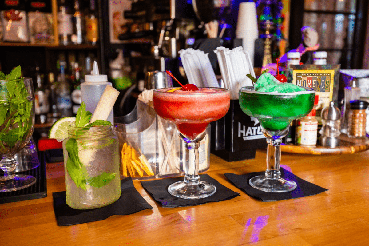 morenos restaurant drink