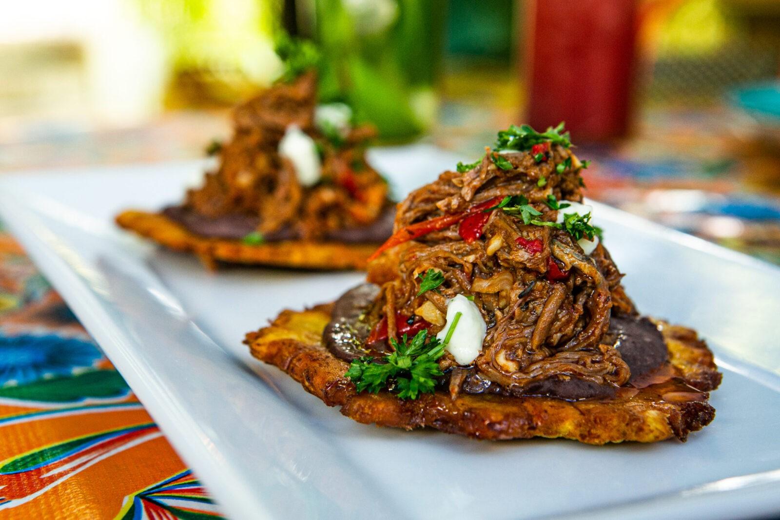 moreno's restaurant dish